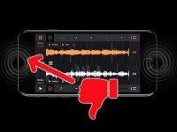 Почему хрипит динамик во время воспроизведения музыки на iPhone
