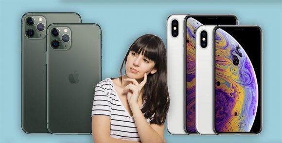 Чем отличается iPhone 11 Pro от iPhone XS и iPhone XS Max