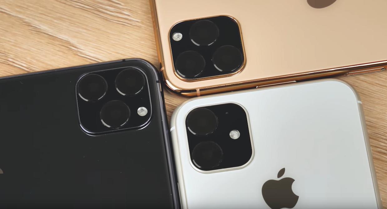 Точные названия новых айфонов нашли в документе Apple