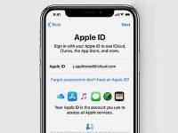 Почему после смены Apple ID на iOS запрашивается пароль старой учётной записи