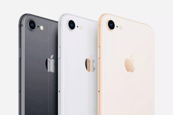 iPhone SE 2 может выйти в корпусе iPhone 8 и с процессором A13