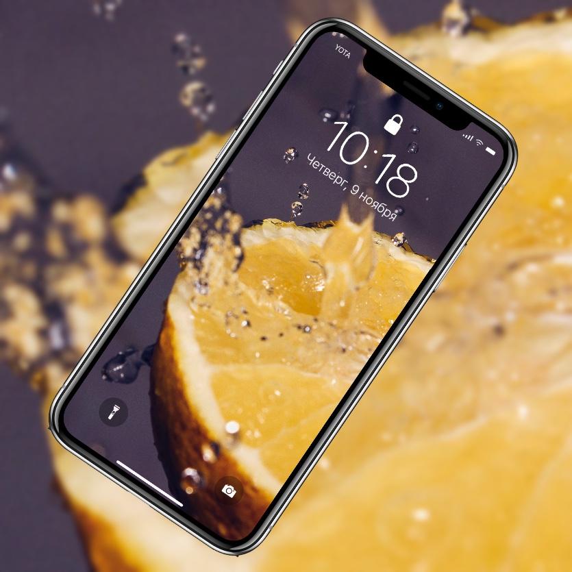 10 сочных обоев iPhone с фруктами и ягодами