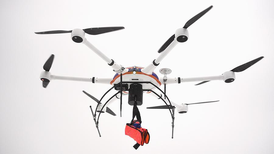 За жителями Москвы будут следить дроны и транслировать видео на сайт