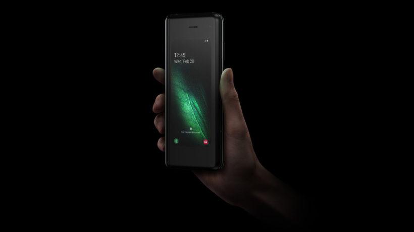 Появились первые подробности про Samsung Galaxy Fold 2