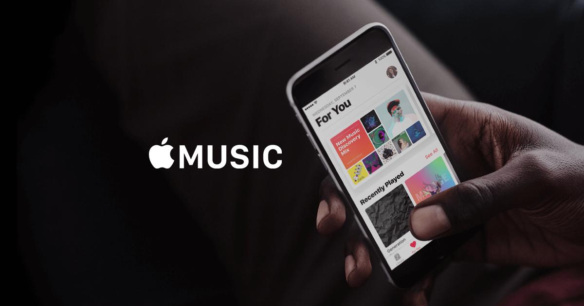 Как включить уведомления о новых альбомах в Apple Music