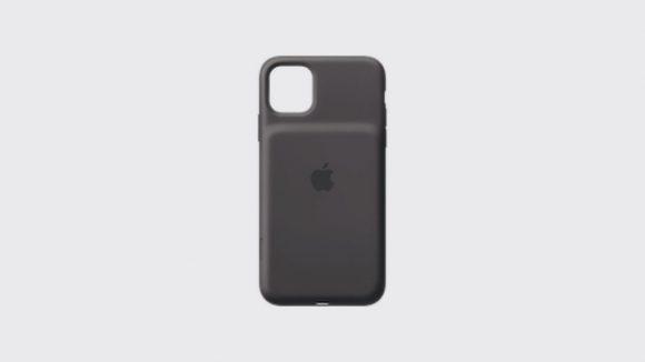 Появилось изображение чехла Smart Battery Case для iPhone 11