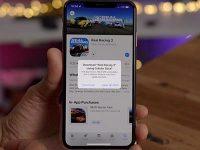 Как снять ограничение на загрузку приложений по LTE на iPhone