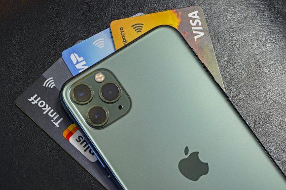 Любая банковская карта стала NFC-меткой для iPhone. Очень удобно