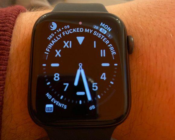 Apple Watch могут случайно рассказать всем о ваших сексуальных предпочтениях