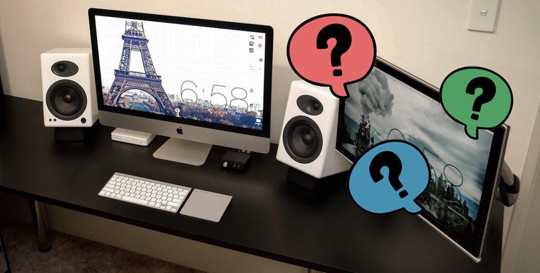 У большинства мониторов в мире есть проблема с Mac. О ней знают единицы