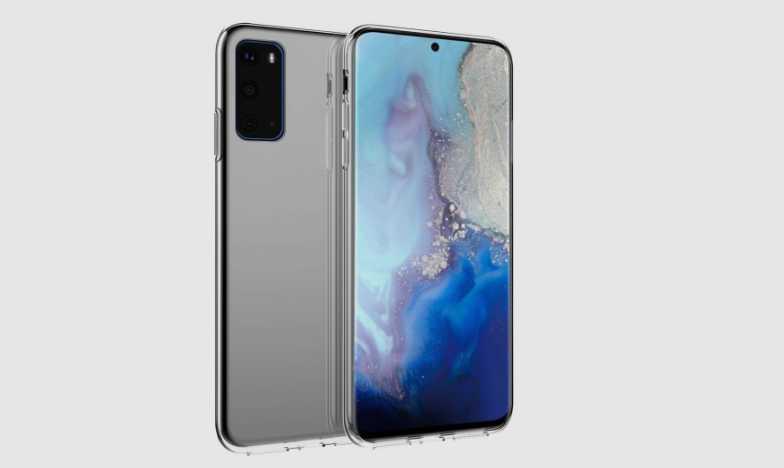 Кажется, Samsung Galaxy S11 будет опять копировать iPhone