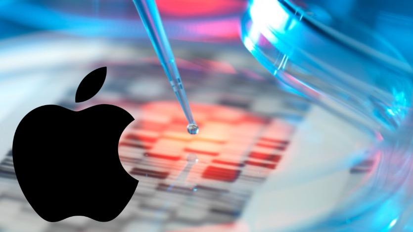 Apple предоставляет сотрудникам бесплатное генетическое обследование