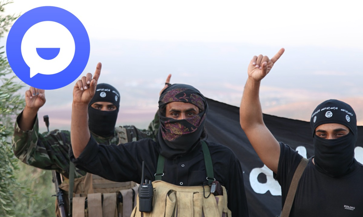 ТамТам подтвердил, что террористы перешли в их мессенджер