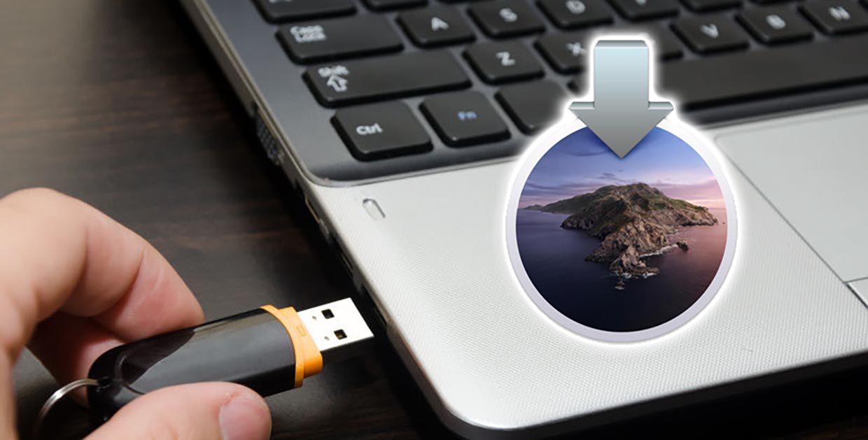 Как создать загрузочную флешку macOS из Windows