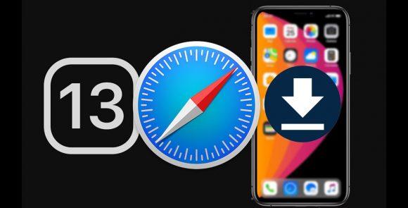 Как быстро скачать видео в Safari на iPhone