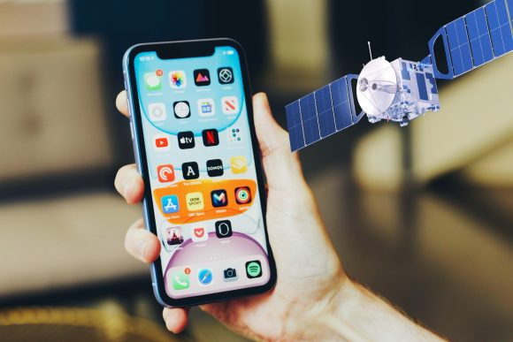 Apple разрабатывает космические спутники для прямой связи с iPhone