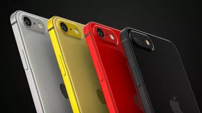 DigiTimes: Apple выпустит два iPhone 9 в этом году