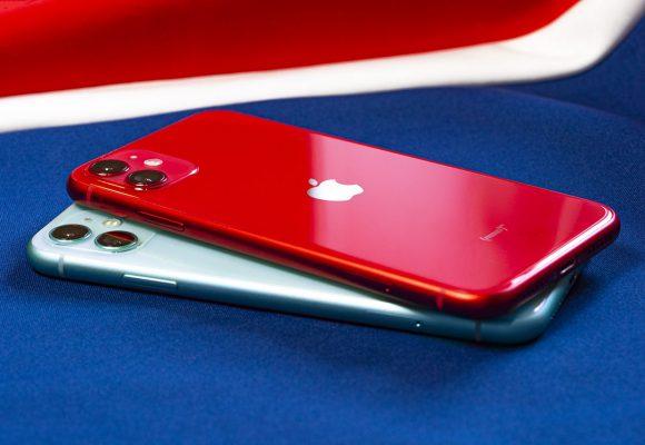 Продажи айфонов в Китае выросли на 18,7% с декабря благодаря iPhone 11