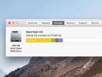 Почему Mac постоянно пишет о нехватке места. Находим и удаляем причину