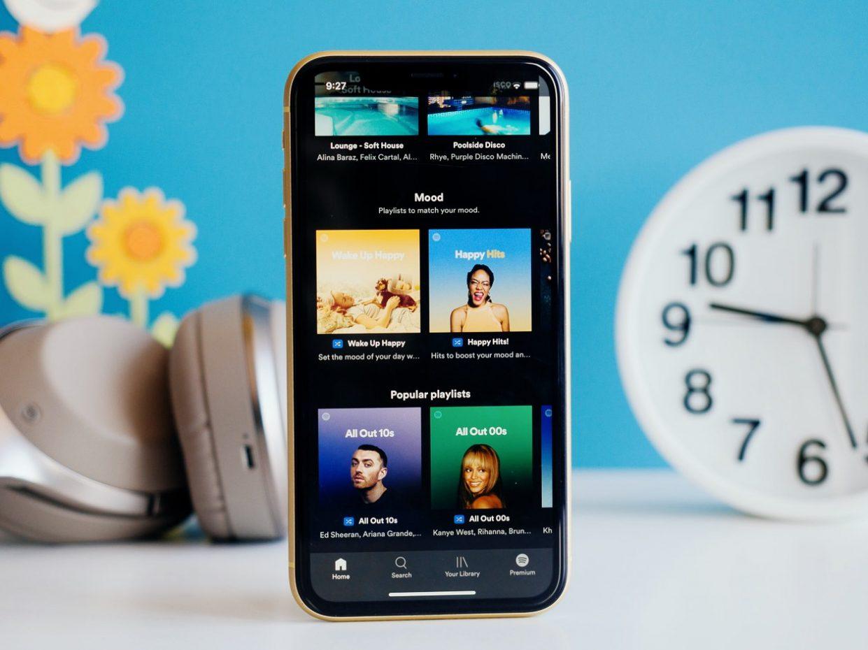 Возможно, стали известны цены на подписку Spotify в России