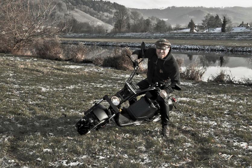 Вещь. Мотоцикл для зимы по цене iPhone 11 Pro