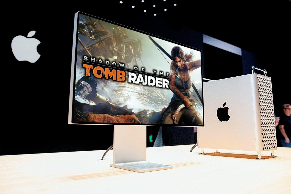 Новый Mac Pro протестировали в играх и остались недовольны
