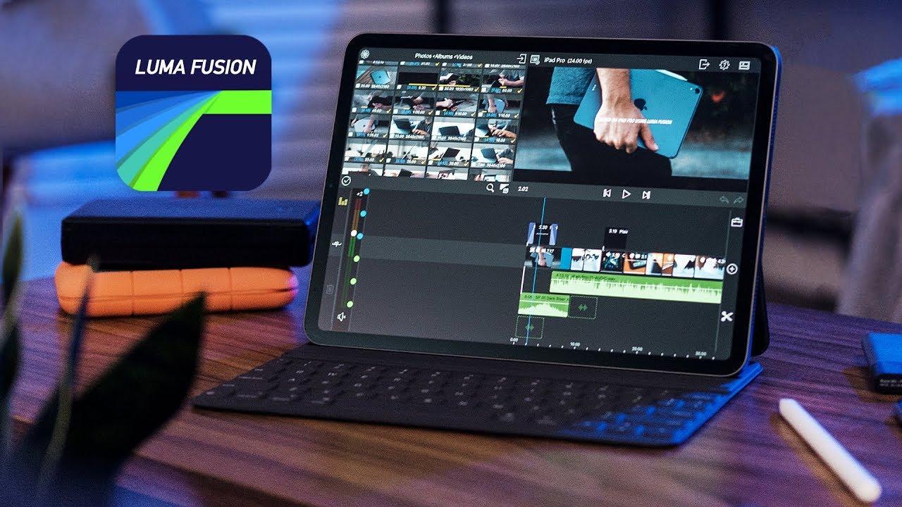 В LumaFusion появился экспорт в Final Cut Pro X. Можно редактировать видео на iPad, а продолжить на Mac