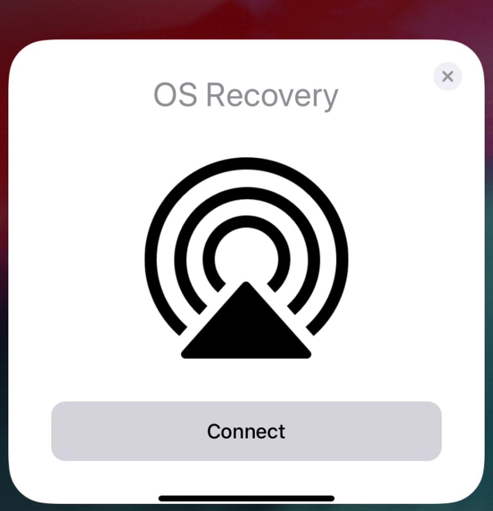 Apple разрешит восстанавливать iOS без компьютера