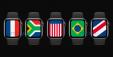 В watchOS 7 появятся циферблаты с флагами всех стран