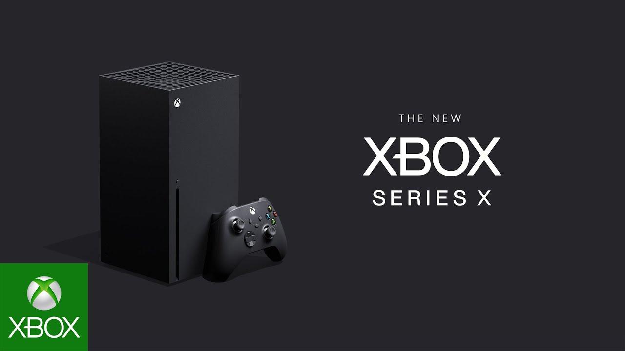 Полные технические характеристики Xbox Series X. 16 ГБ оперативки и 1 ТБ SSD