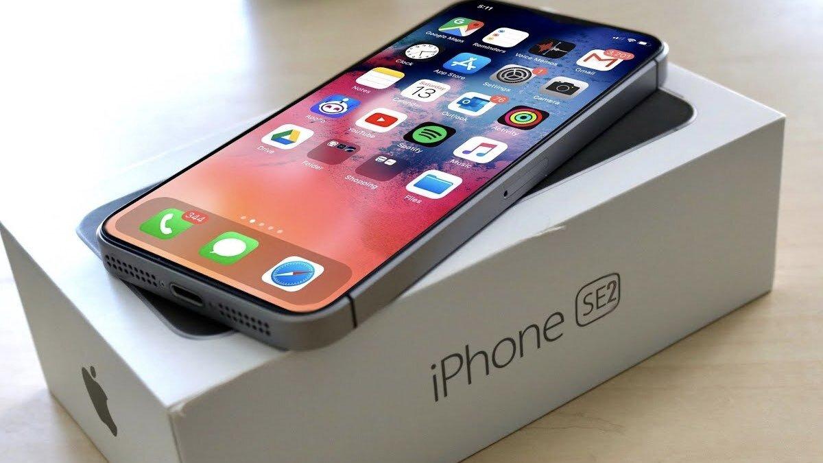 iPhone 9 (SE 2) могут показать уже 15 апреля, старт продаж 22 апреля