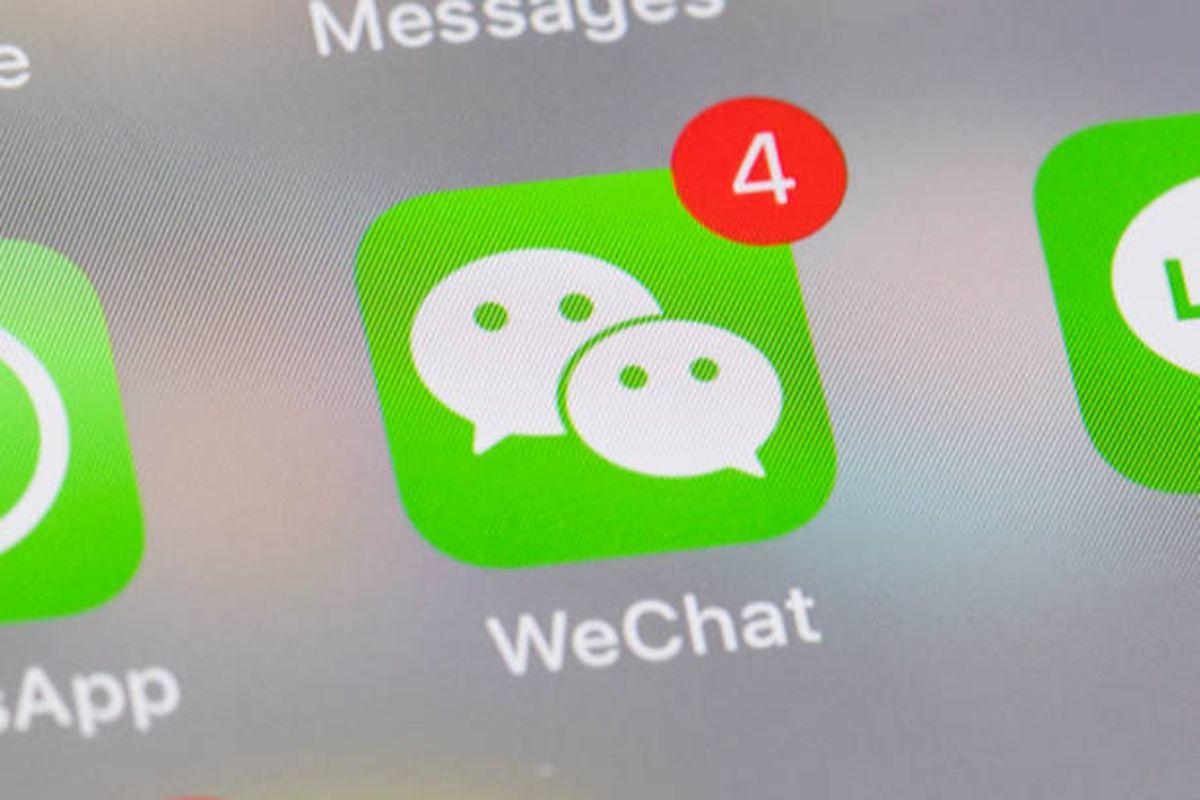 WeChat скрывает любые упоминания коронавируса в Китае