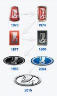 Как менялся логотип АвтоВАЗ за 50 лет