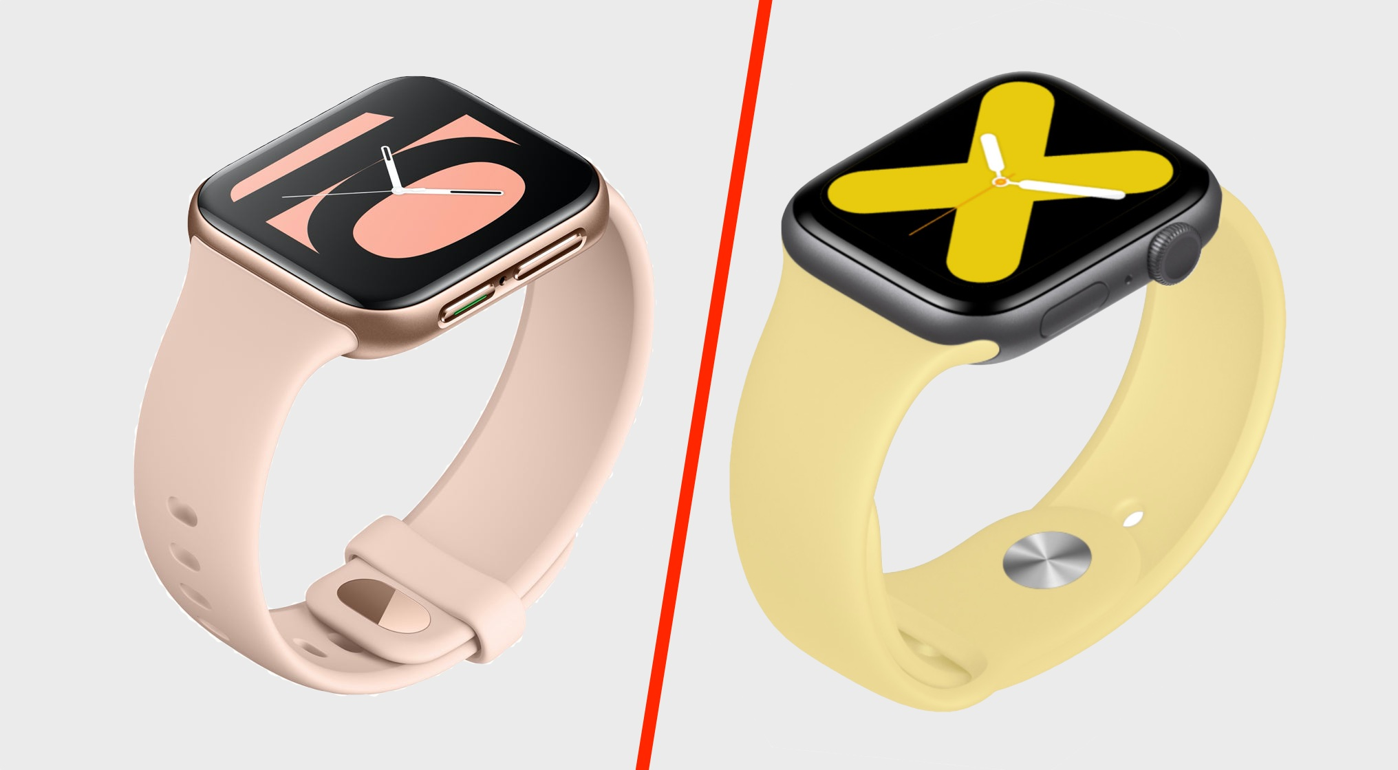 Oppo выпустила Apple Watch. Ой, точнее, Oppo Watch