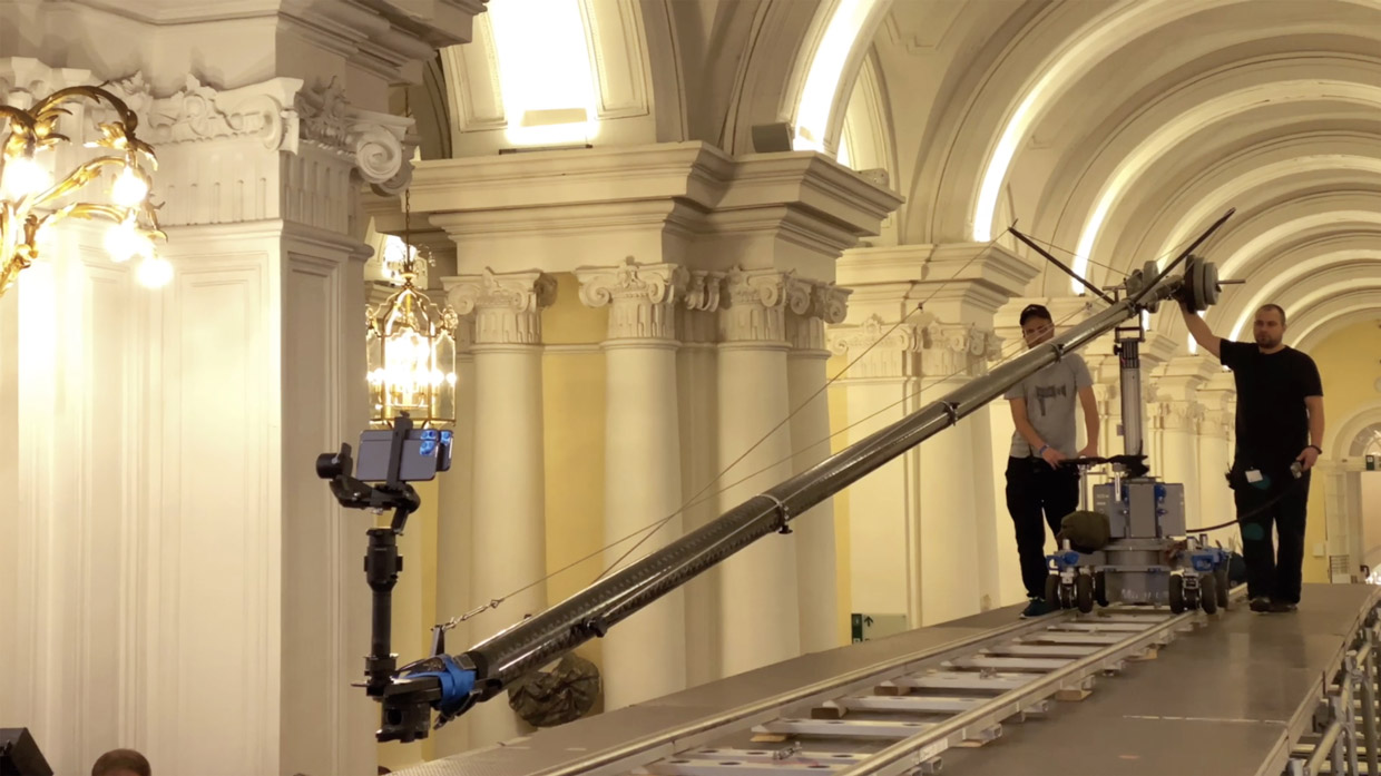 Image result for A 5-hour 4K video recorded with an iPhone 11 Pro shows the beauty of the Hermitage Museum