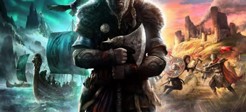 Ubisoft анонсировала Assassin's Creed Valhalla. Жёсткий трейлер