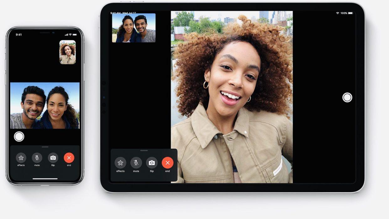 Пользователи FaceTime с iOS 13.4 не могут позвонить на старые айфоны