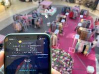 Что происходит с мобильным интернетом в Москве. Торговые центры