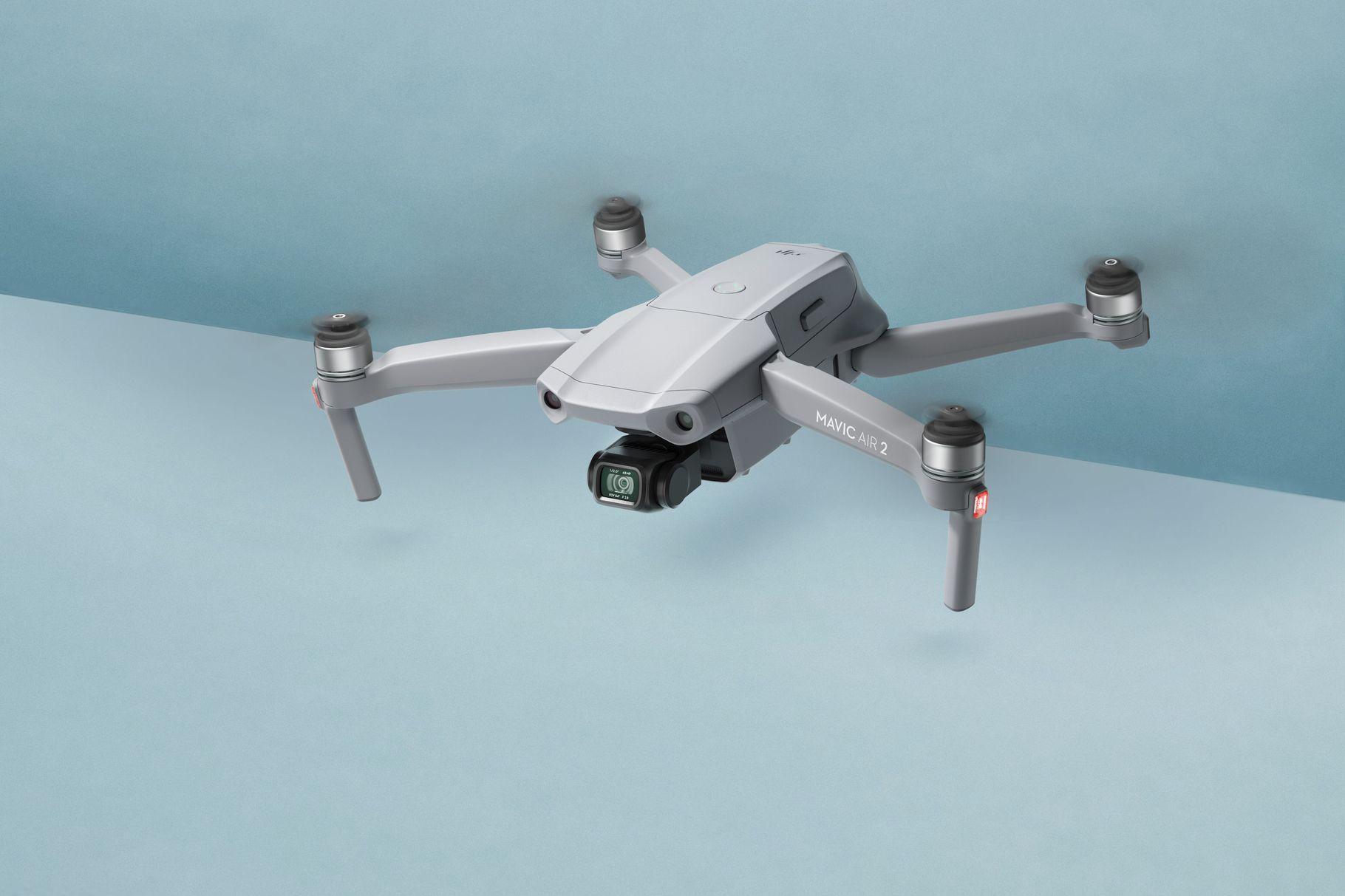DJI выпустила дрон Mavic Air 2 с камерой на 48 мегапикселей