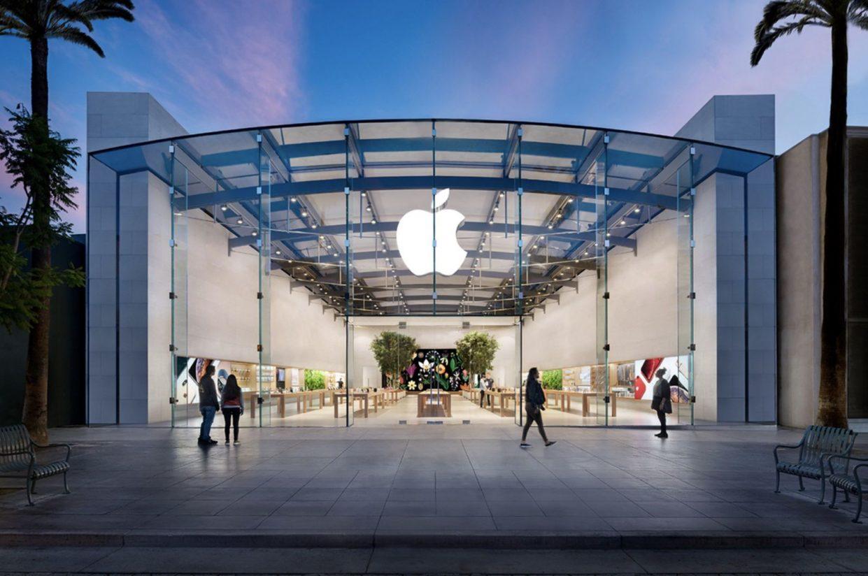 Apple рассказала о мерах безопасности в своих магазинах во время пандемии