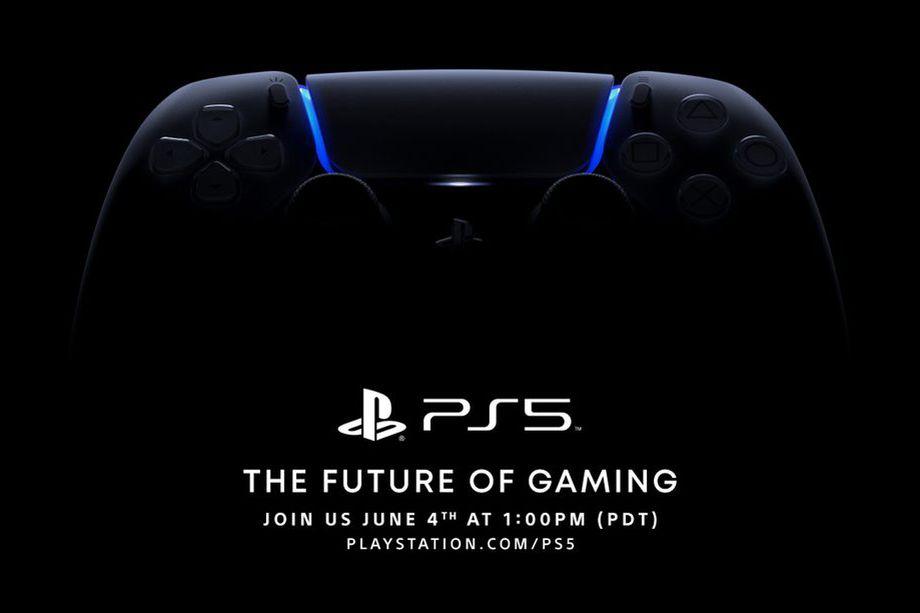 Официально: Презентация PlayStation 5 состоится 4 июня