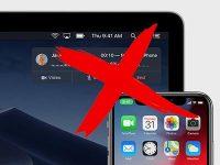 Почему Mac не принимает звонки с iPhone после смены номера