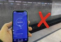 У какого оператора быстрее? Тест интернета на станциях метро Москвы