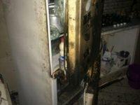Умный холодильник LG сжёг квартиру россиянки, и она отсудила 2 млн рублей