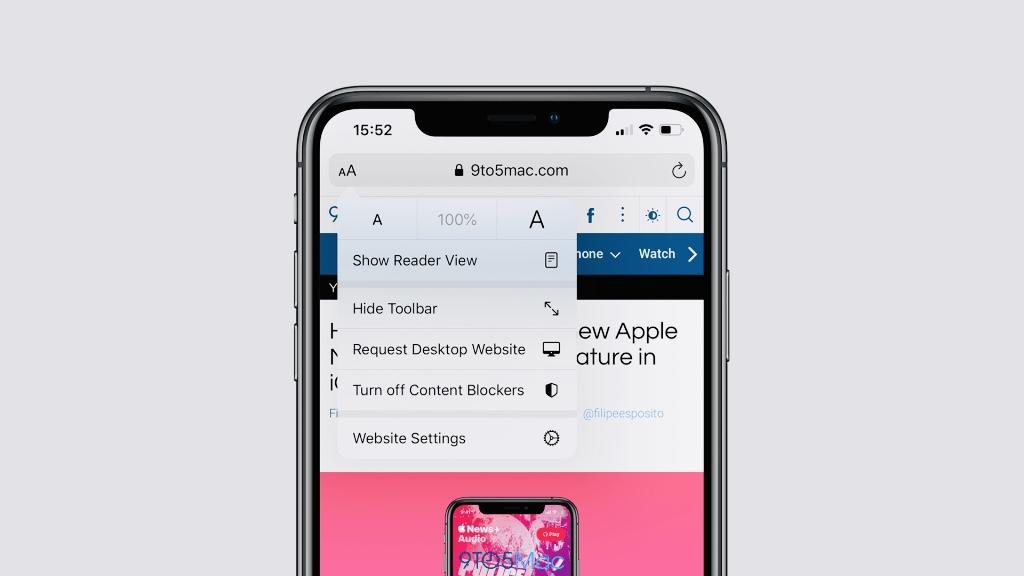 Safari в iOS 14 получит встроенный офлайн переводчик и поддержку Apple Pencil