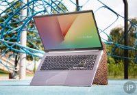 Обзор ASUS VivoBook S15. Энергичный ноутбук с каплей неона