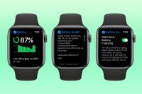 Apple Watch с watchOS 7 подскажут, когда надо менять аккумулятор