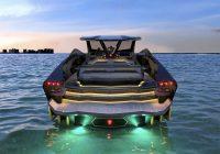 Lamborghini выпустила яхту. Это лодка-суперкар с гоночным двигателем