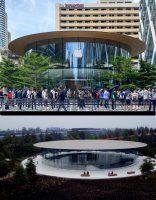 В Таиланде открылась маленькая копия космического офиса Apple в Купертино. Много фото