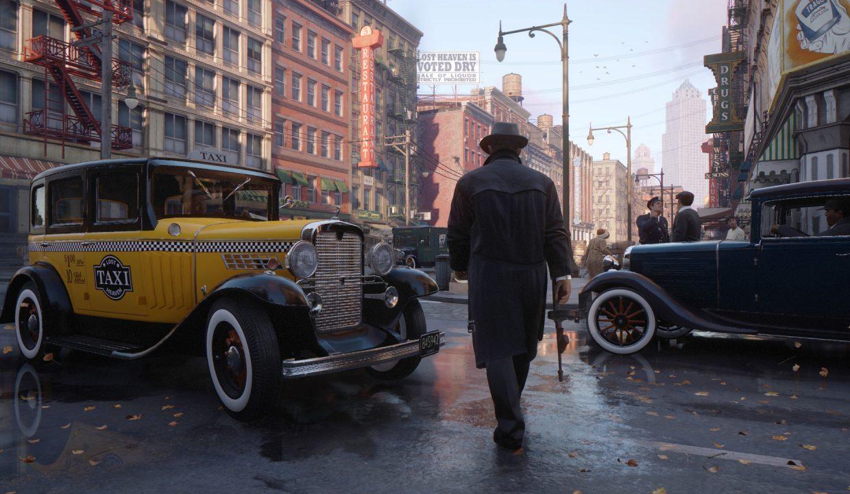 Опубликовано 14-минутное видео геймплея ремейка легендарной Mafia